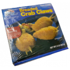 BREADED CRAB CLAWS